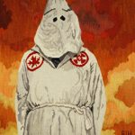 What?!    (Canadian Klansman)